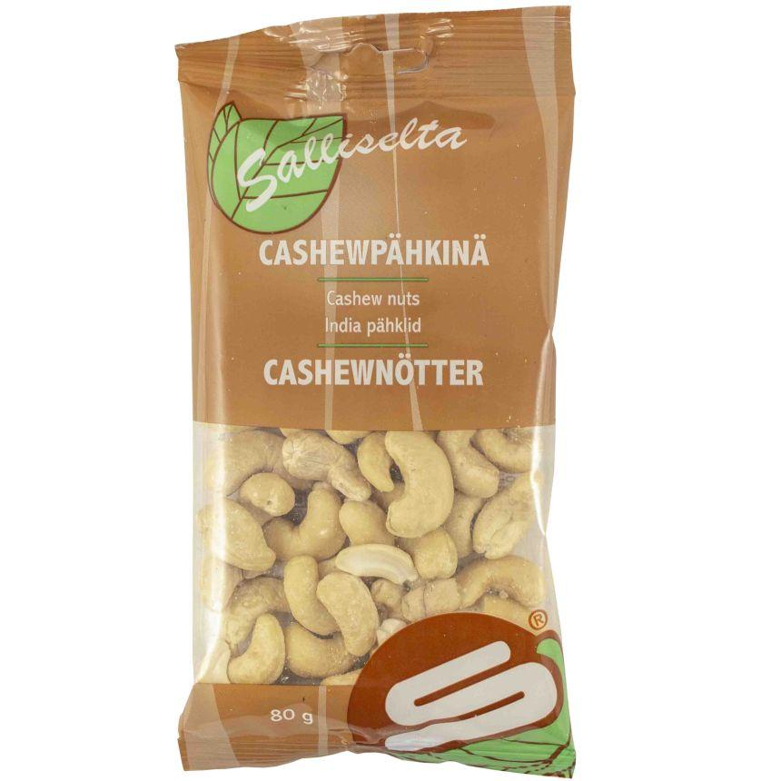 Cashewpähkinä 80g