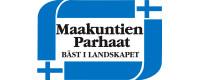 Maakuntien parhaat logo