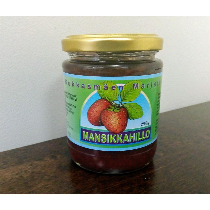 Kukkasmäen mansikkahillo