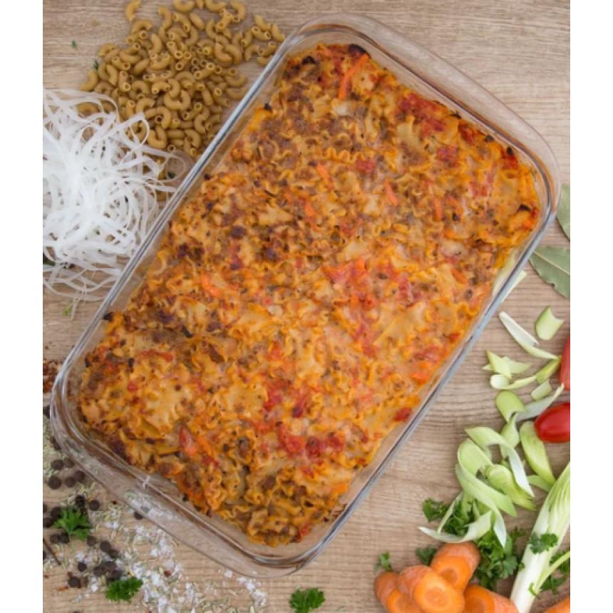 Jauheliha-lasagnette 600g