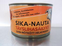 Rantalan täyslihasäilyke: Sika-Nauta